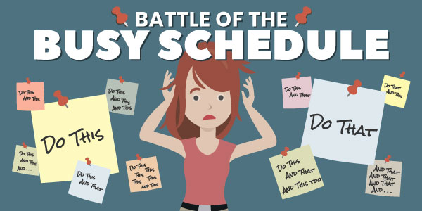 Write Your Blog Even In Your Busy Schedule