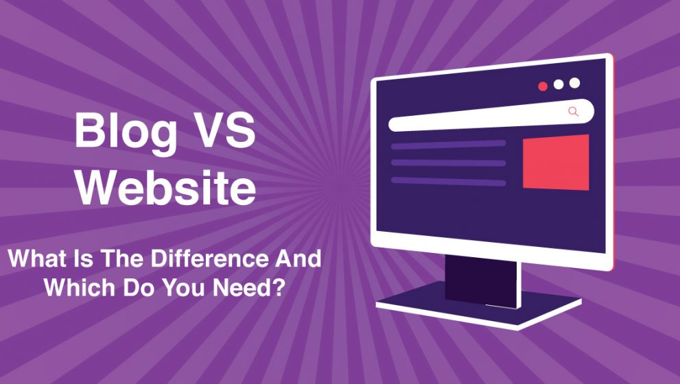 Blog or Website? A Timeless Question